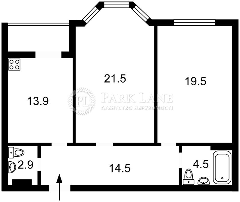 Квартира J-29898, Дегтярная, 18, Киев - Фото 2