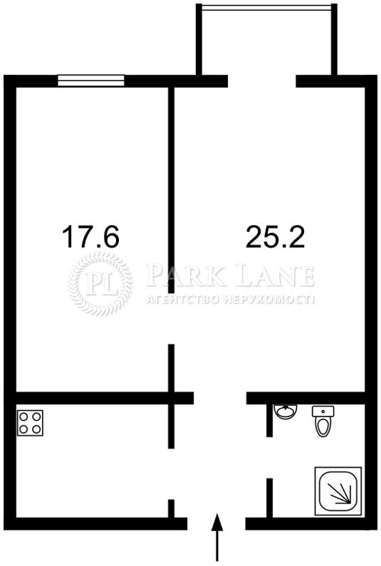 Квартира ул. Пушкинская, 8, Киев, B-101244 - Фото 2