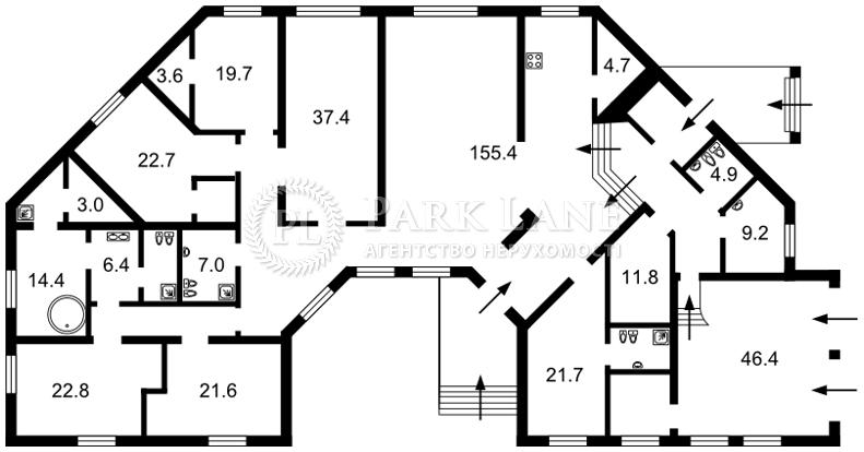 Будинок Погреби (Броварський), R-35781 - Фото 1