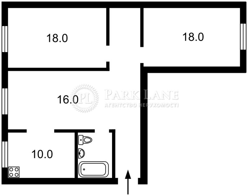 Квартира ул. Предславинская, 24, Киев, I-31747 - Фото 2