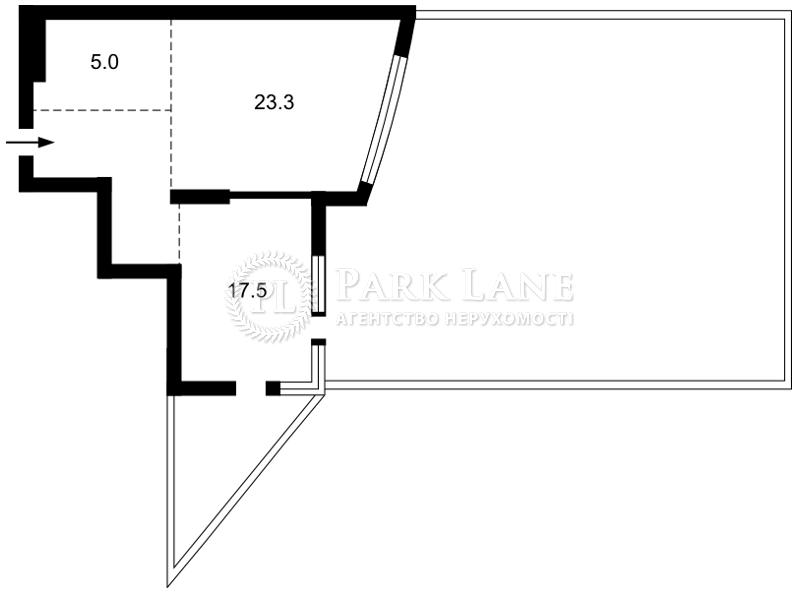 Нежилое помещение, Ушакова Николая, Киев, K-30565 - Фото 2