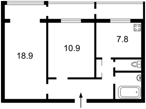 Квартира R-35795, Вышгородская, 34/1, Киев - Фото 4