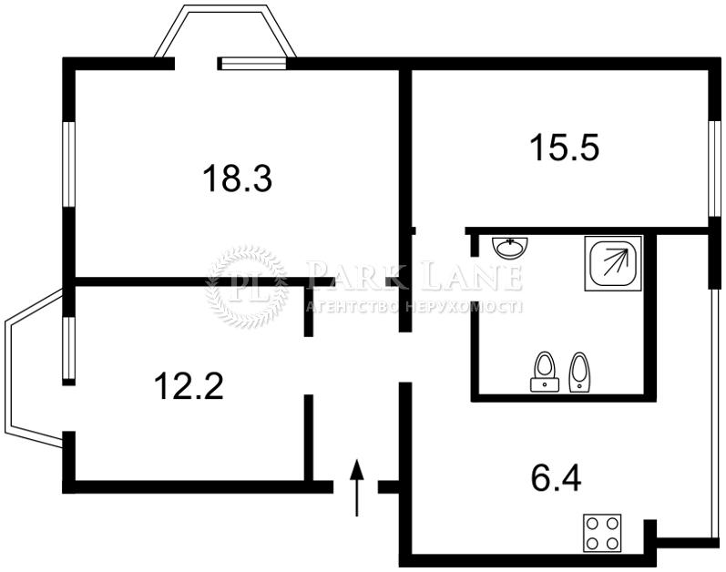 Квартира I-31422, Заньковецкой, 5/2, Киев - Фото 5