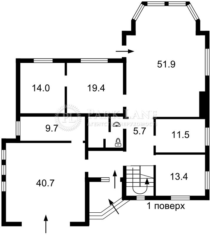 Дом L-28012, Тепличная, Погребы (Броварской) - Фото 7