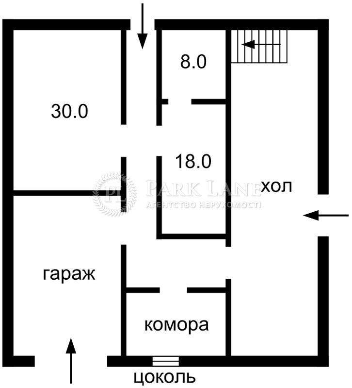 Будинок Калинівка (Васильківський), Z-687098 - Фото 2