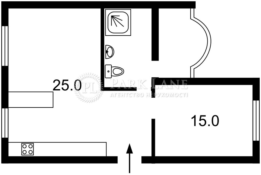 Квартира ул. Почайнинская, 13/9, Киев, J-30078 - Фото 2