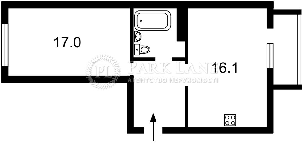 Квартира ул. Стеценко, 75 корпус 7, Киев, Z-682181 - Фото 2