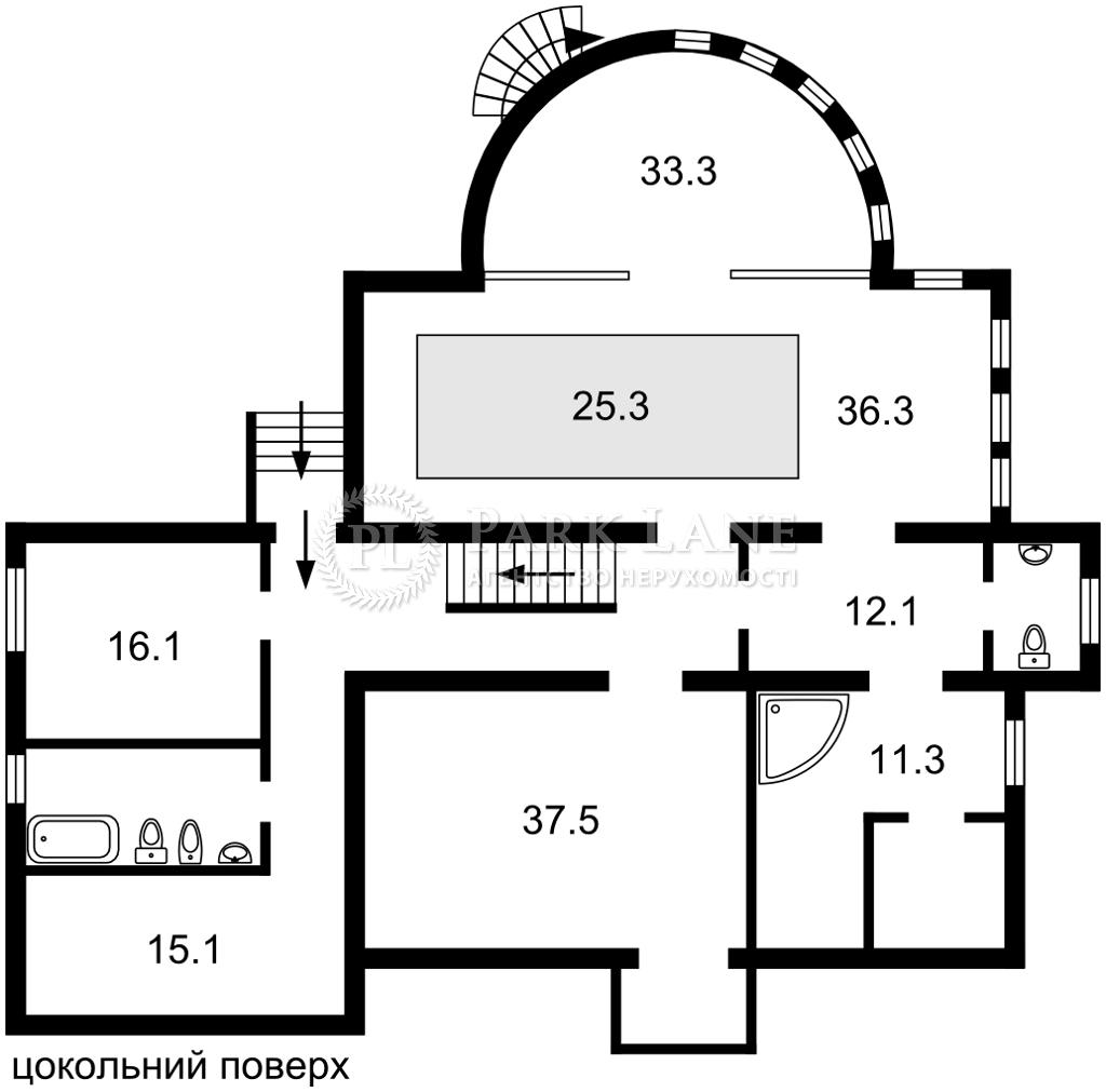 Будинок Лісники (Києво-Святошинський), B-101498 - Фото 2