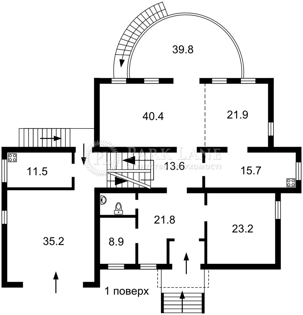 Будинок Лісники (Києво-Святошинський), B-101498 - Фото 3