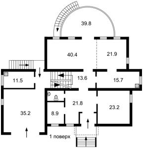 Дом B-101498, Лесники (Киево-Святошинский) - Фото 11