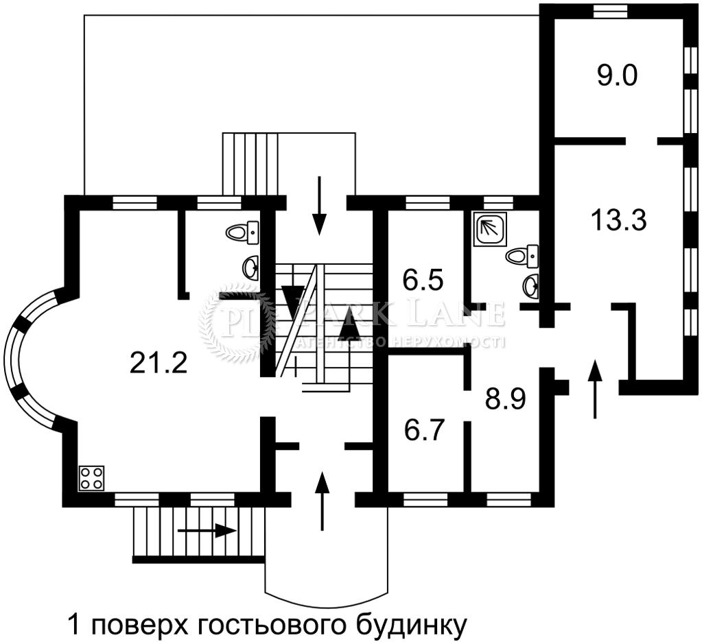 Будинок Лісники (Києво-Святошинський), B-101498 - Фото 6
