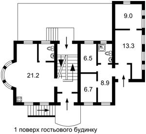 Дом B-101498, Лесники (Киево-Святошинский) - Фото 17
