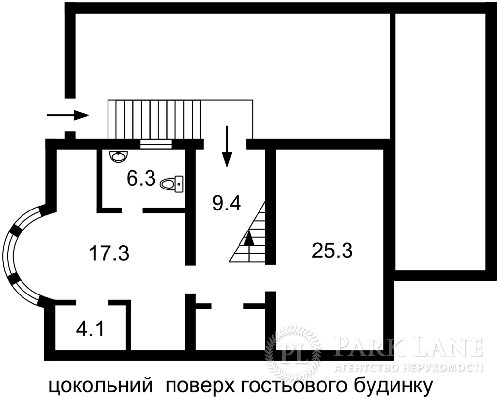 Будинок Лісники (Києво-Святошинський), B-101498 - Фото 7