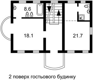 Дом B-101498, Лесники (Киево-Святошинский) - Фото 19