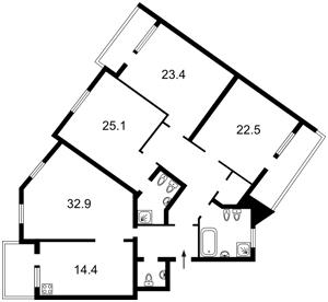 Квартира L-28028, Тургенєвська, 52-58, Київ - Фото 2