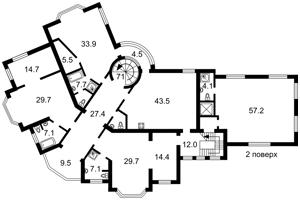 Дом B-100226, Козин (Конча-Заспа) - Фото 6
