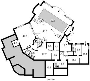Дом B-100226, Козин (Конча-Заспа) - Фото 4