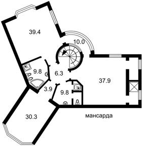 Дом B-100226, Козин (Конча-Заспа) - Фото 7