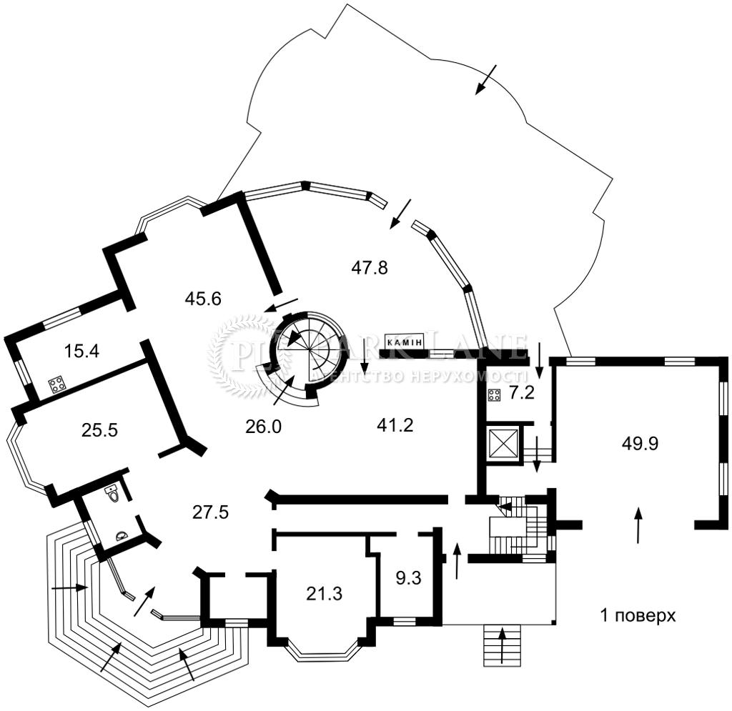 Будинок Козин (Конча-Заспа), B-100231 - Фото 3
