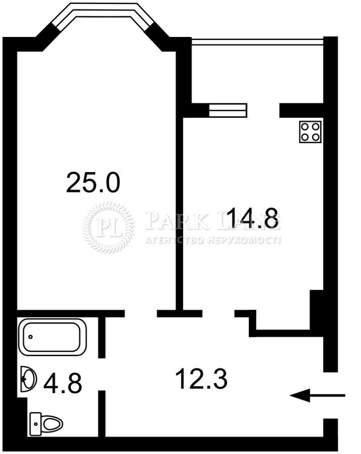Квартира вул. Герцена, 35, Київ, Z-721124 - Фото 2