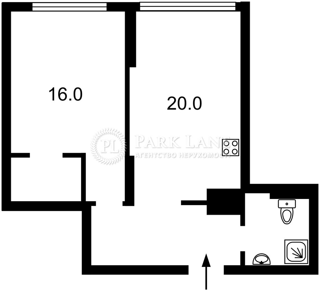 Квартира ул. Лейпцигская, 13а, Киев, Z-721561 - Фото 2