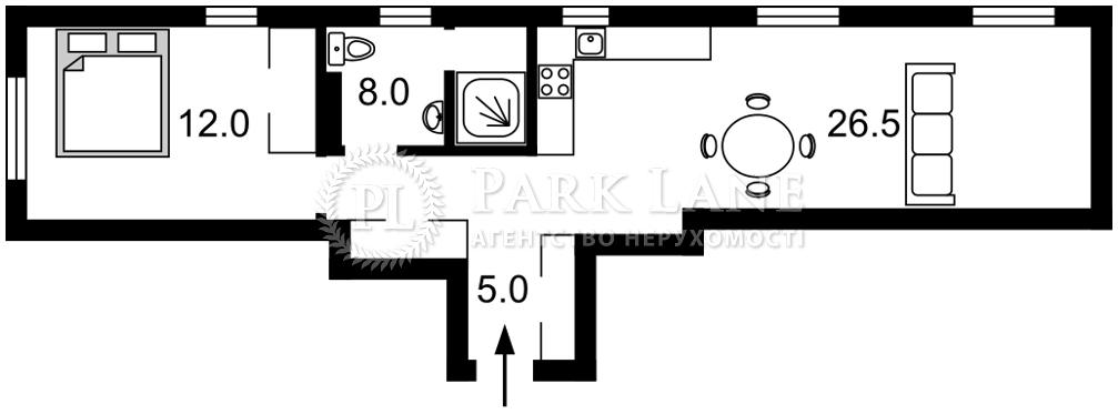 Квартира Соборности просп. (Воссоединения), 17 корпус 2, Киев, I-32002 - Фото 2