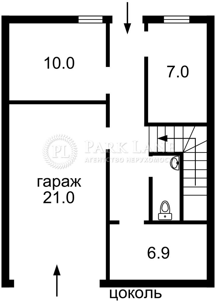 Будинок вул. Заповітна, Київ, Z-537587 - Фото 1