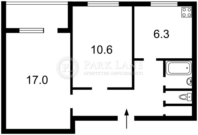 Квартира Оболонский просп., 14б, Киев, R-35858 - Фото 2