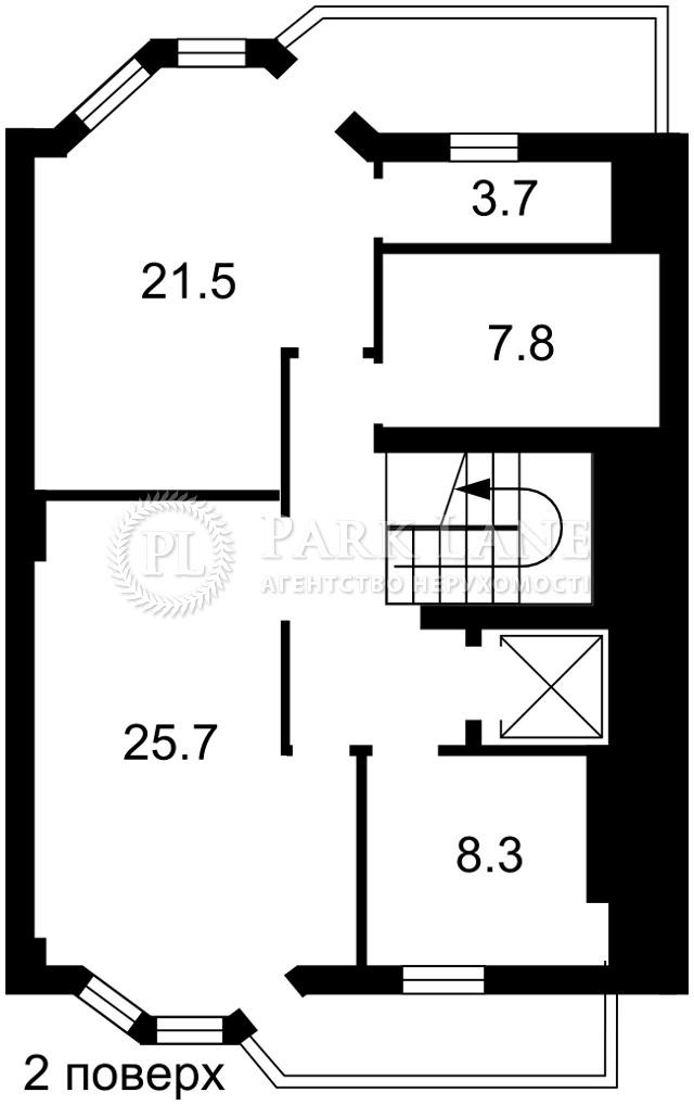 Квартира Тимирязевский пер., 30/1б, Киев, K-30791 - Фото 5