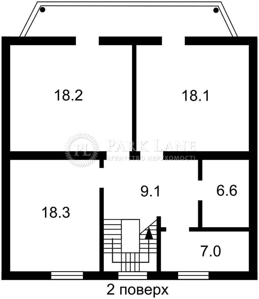 Дом R-4348, Полевая, Новоселки (Вышгородский) - Фото 3