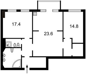 Квартира L-27871, Заньковецкой, 6, Киев - Фото 5