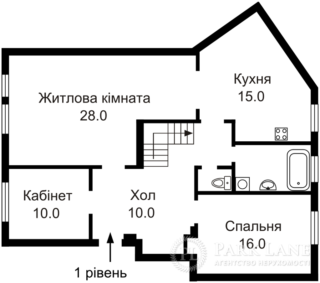 Квартира ул. Грушевского Михаила, 9, Киев, N-22615 - Фото 2