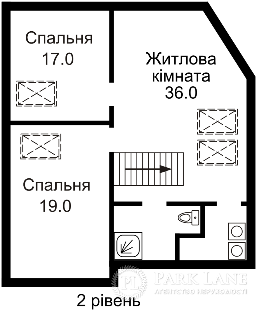 Квартира ул. Грушевского Михаила, 9, Киев, N-22615 - Фото 3