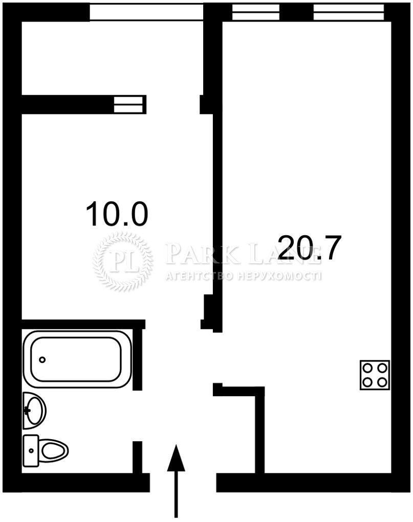 Квартира вул. Теремківська, 4а, Київ, J-30237 - Фото 2