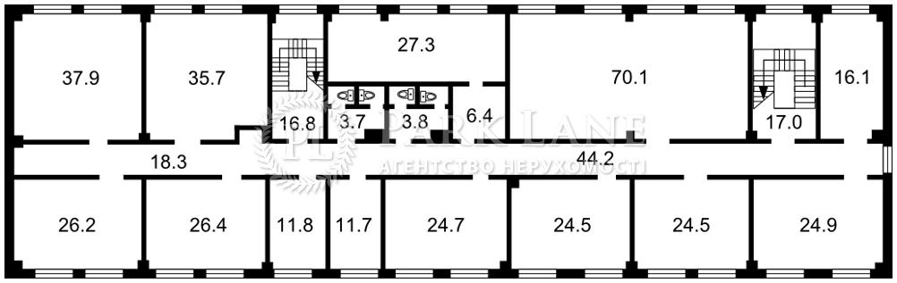Офисно-складское помещение, ул. Пуховская, Киев, Z-254597 - Фото 2