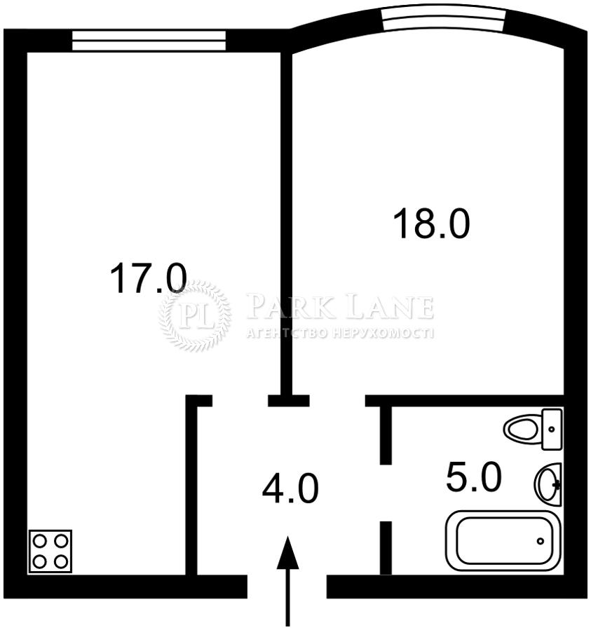 Квартира ул. Введенская, 29/58, Киев, R-36562 - Фото 2