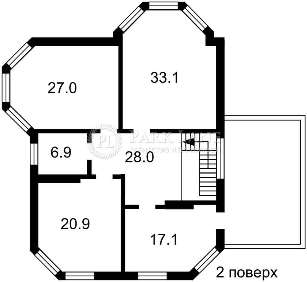 Будинок вул. Дніпровська, Стоянка, K-30949 - Фото 3