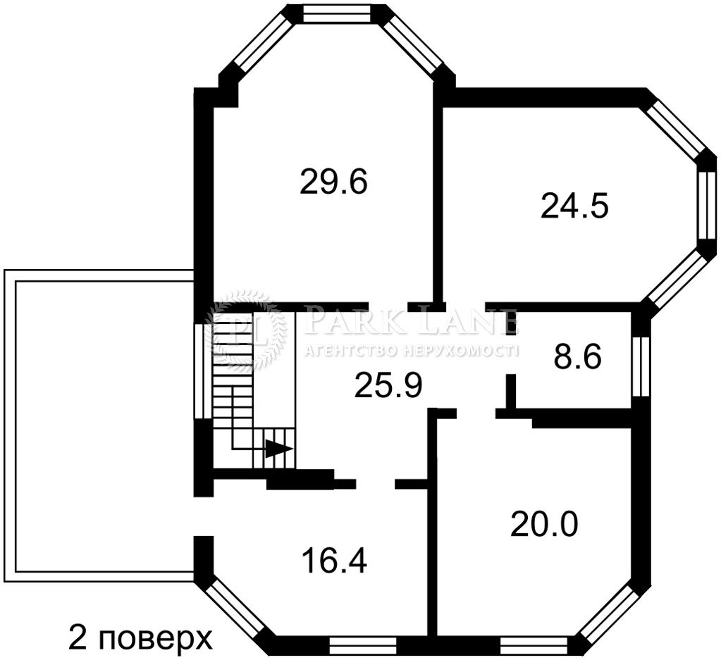 Будинок вул. Дніпровська, Стоянка, K-30949 - Фото 5