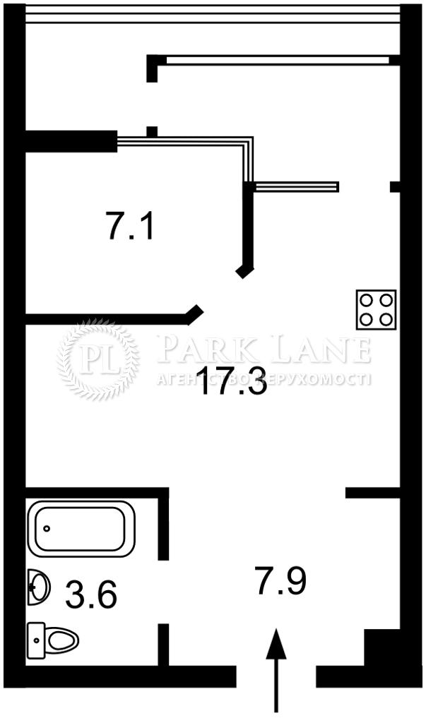 Квартира ул. Глубочицкая, 13, Киев, L-28105 - Фото 2