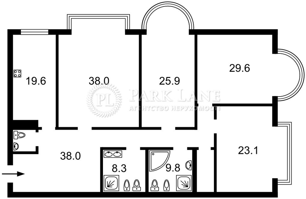 Квартира K-31007, Институтская, 18а, Киев - Фото 5