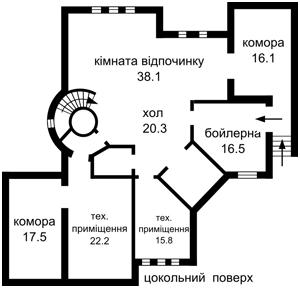 Дом J-30280, Садовая, Петропавловская Борщаговка - Фото 8