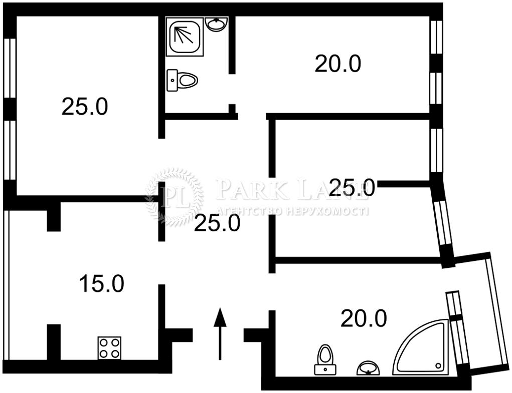 Квартира J-29299, Драгоманова, 17, Киев - Фото 6