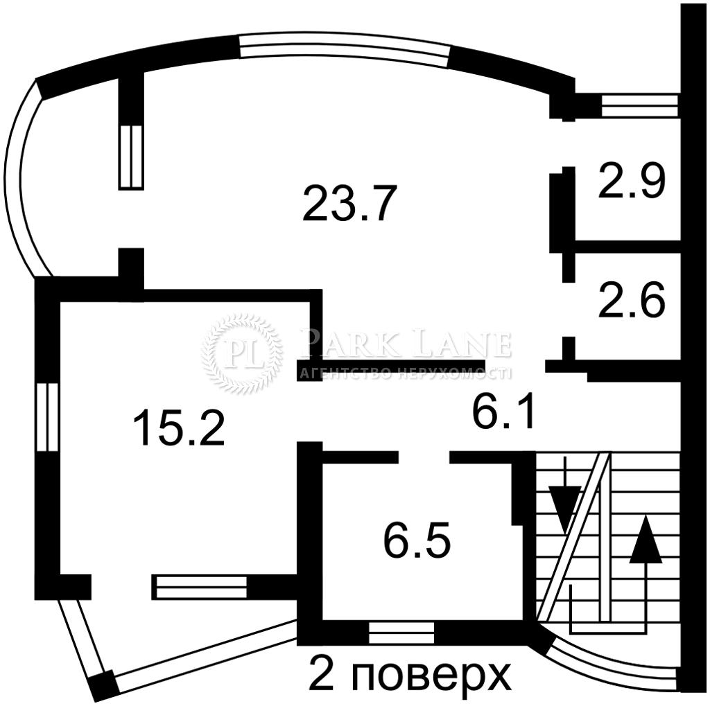 Будинок Рибальський пров., Козин (Конча-Заспа), J-29822 - Фото 3