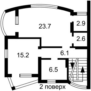 Дом J-29822, Рыбальский пер., Козин (Конча-Заспа) - Фото 3