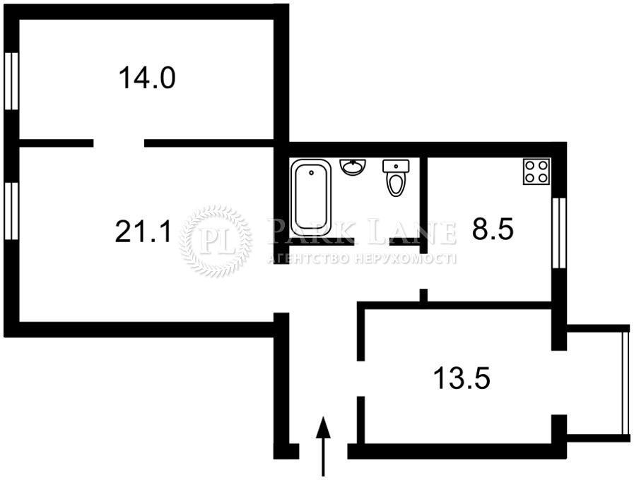 Квартира ул. Прорезная (Центр), 10, Киев, H-49087 - Фото 2