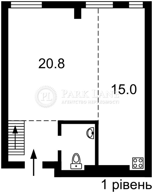 Квартира ул. Регенераторная, 4 корпус 8, Киев, Z-723731 - Фото 2