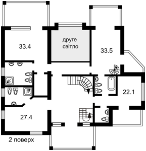 Дом R-36787, Гнедин - Фото 4