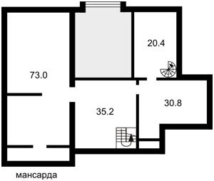 Дом R-36787, Гнедин - Фото 5