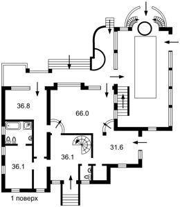 Дом R-36787, Гнедин - Фото 3