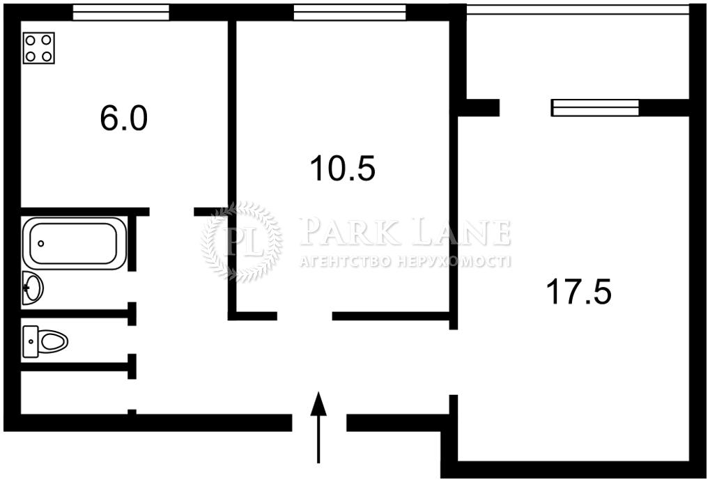 Квартира Победы просп., 21, Киев, X-22407 - Фото 2